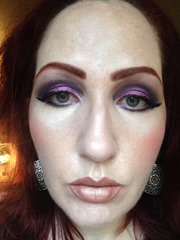 wearing Rimmel London WONDER'LASH Lift Me Up Mascara_3