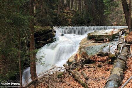 Co warto zobaczyć w Polsce - Wodospad Szklarki
