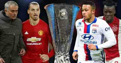 UEFA Europa League Quarter Finals Draw