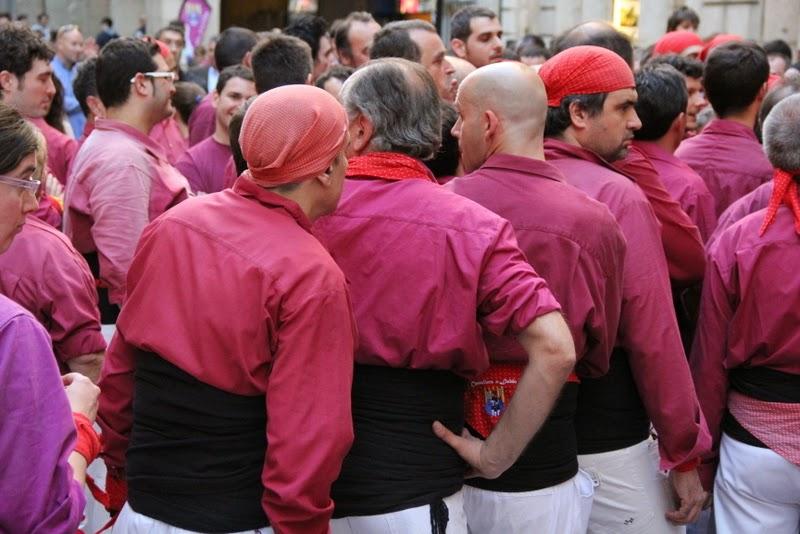 19è Aniversari Castellers de Lleida. Paeria . 5-04-14 - IMG_9511.JPG