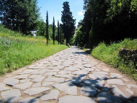 Via Appia. From My 7 Favourite Ancient Sites in Rome