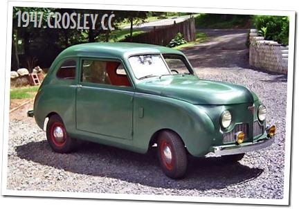 1947 Crosley CC - autodimerda.it