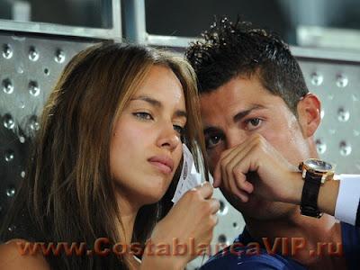Irina Shayk, Cristiano Ronaldo, Real Madrid, Криштиану Рональдо, Ирина Шейк, Реал Мадрид, CostablancaVIP