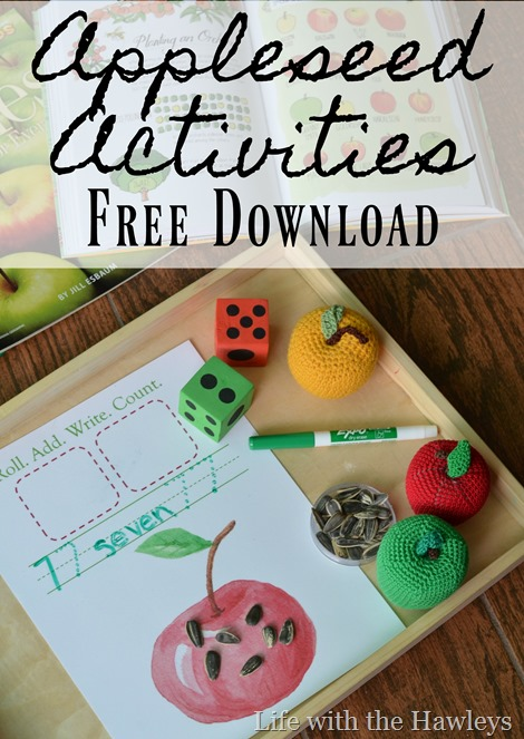 Appleseed Activities- Life with the Hawleys