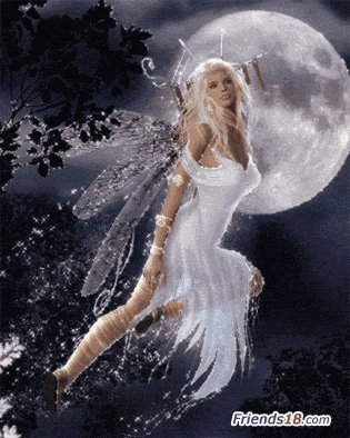Moon And White Wings, Moon Magic