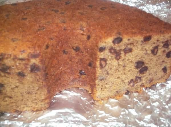 Carolyn's Chocolate Chip Bundt Cake Recipe