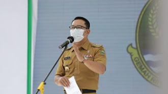 Ridwan Kamil Minta Kemendikbud Luruskan Isu Klaster Sekolah