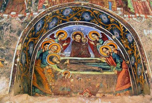 Homily On The Dormition Of The Theotokos St Luke Of Simferopol