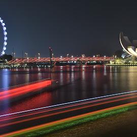 by Koh Chip Whye - City,  Street & Park  Night (  )
