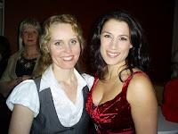 Anita och Jill Johnsson