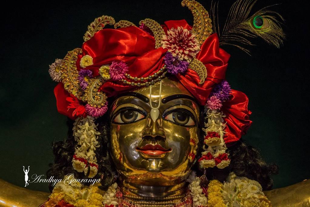 ISKCON Mayapur Deity Darshan 01 Mar 2016 (4)