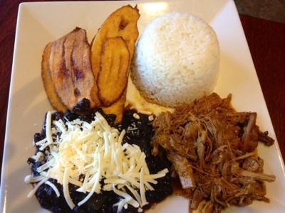 Venezuelan Food at Taka Takas