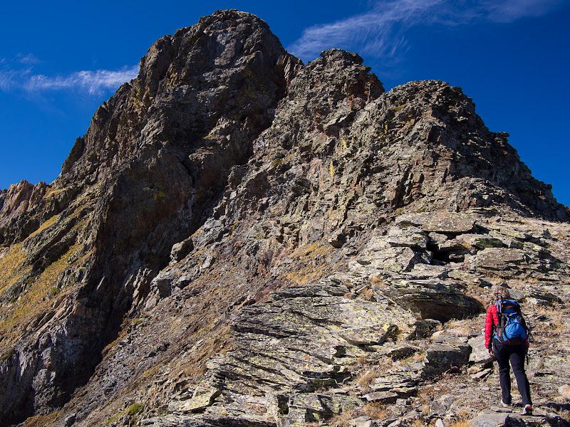 Cresta est del Tuc de Maubèrme