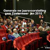 Generale nw Jaar 2015 stadstheater