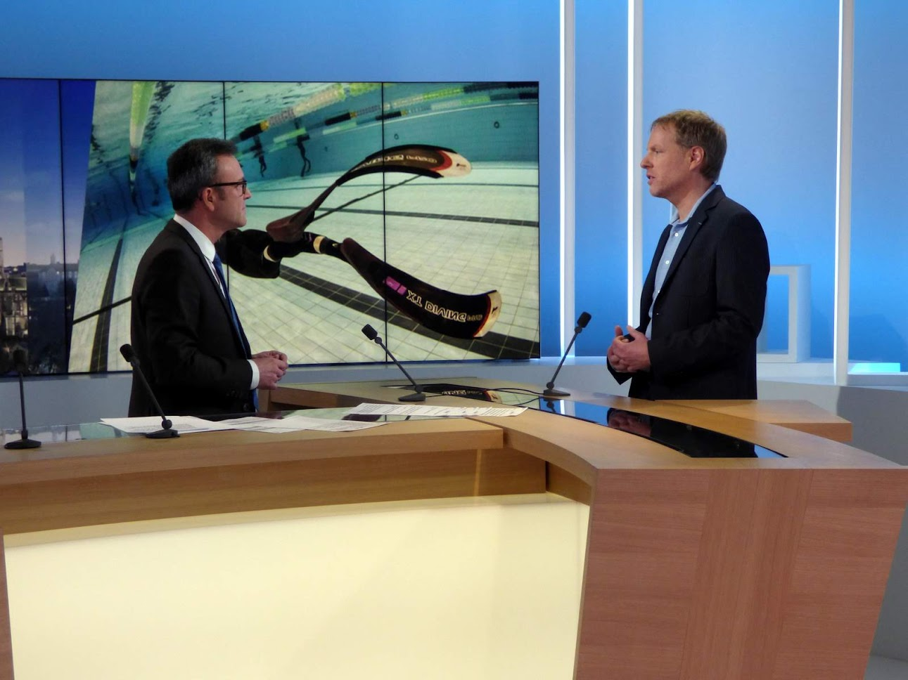 FFESSM - CODEP87 - Apnée - France Télévision - Aurélien Lazeiras
