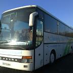 Setra van Chenery Travel (GB)