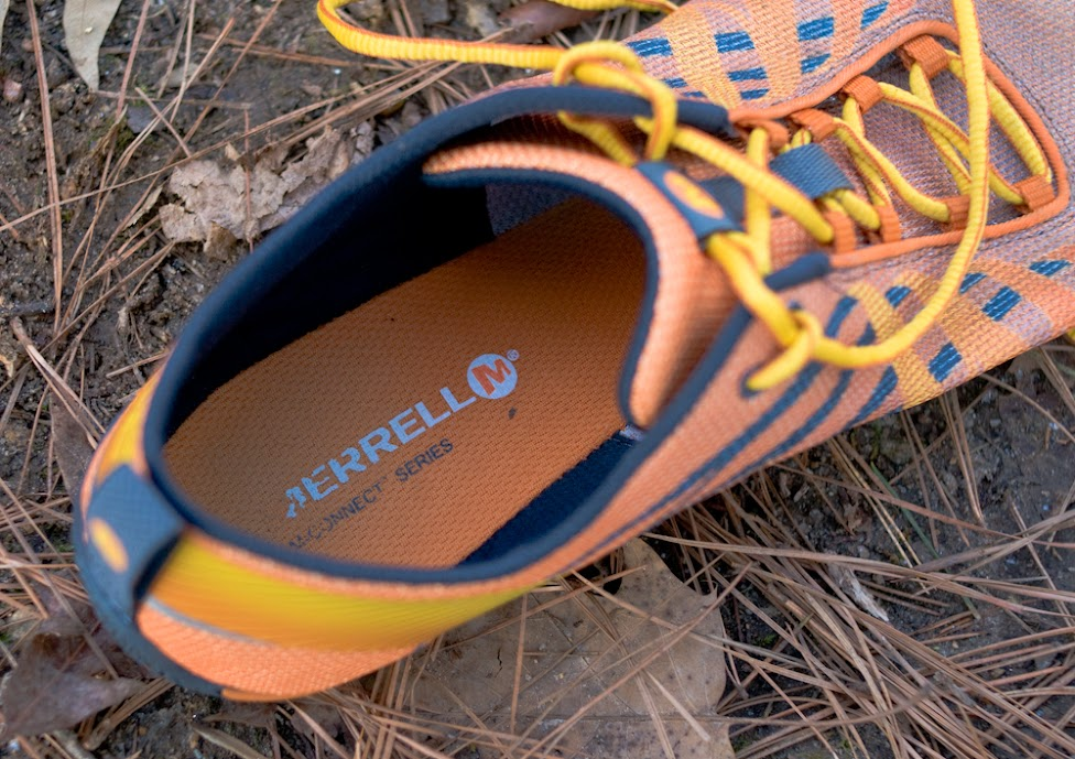 Merrell Men's Vapor Glove - interior