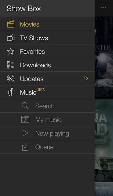 Lammy Tech: Download Movies,Tv shows and Music on Showbox