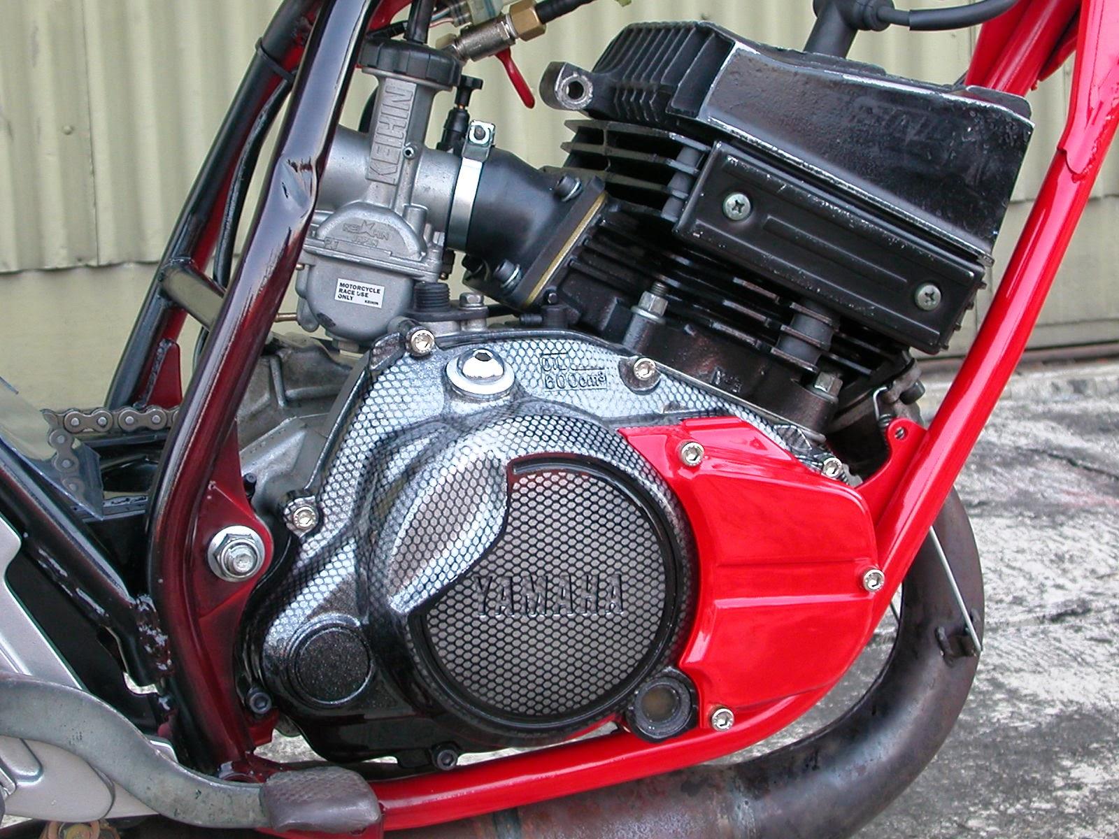 Modifikasi Honda Tiger Menjadi Trail