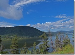 Williams Lake, Caraboo Highway BC