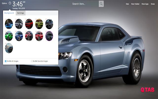 Chevrolet Camaro Wallpapers Hd