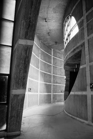 A passage inside National Assembly building