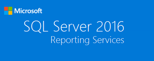 SQL2016ReportingServices