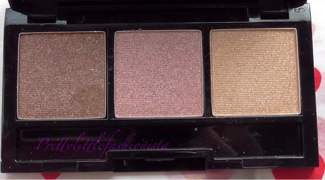 Bellapierre Eyeshadow Palette in 24K Taupe