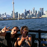 electric island festival in Toronto in Toronto, Ontario, Canada