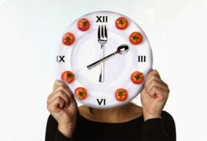 В какое время лучше есть