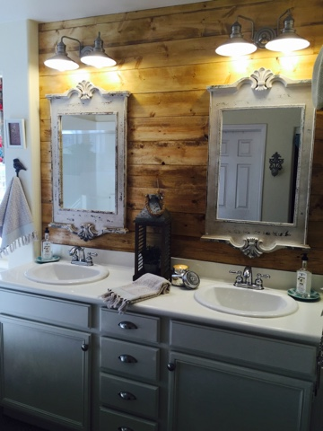 Cabin And Bungalow Wood Plank Wall Shiplap Style