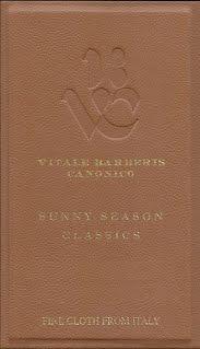 VBC Sunny Season Classics - Anzug €700/- Sakko €490/- Hosen €210/-
