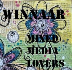 Mixed Media Lovers 1