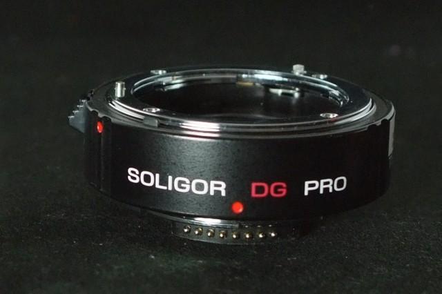 Soligor 1.4x PRO DG pro NIKON