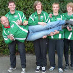 Mannschaft des Jahres 2009 | 2. Platz | B-Jugend-Mannschaft TSV Stadtsteinach