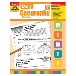 Daily Geography Grade 4