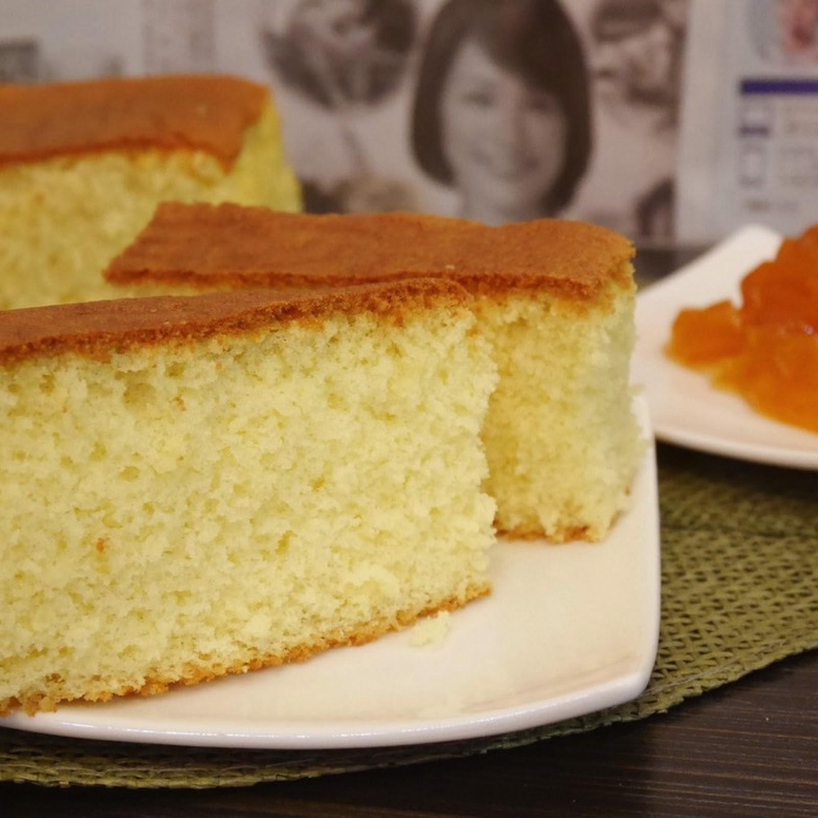 金桔蜜蛋糕 Kumquat Honey Cake 【老娘的草根飯堂】