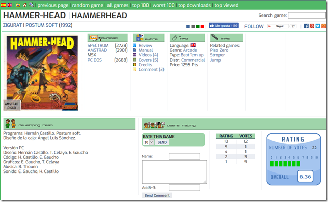 Hammerhead MSX (4)