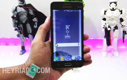 Cara Mengubah Tampilan Android Seperti Samsung Galaxy S Cara Mengubah Tampilan Android Menjadi Samsung Galaxy S8