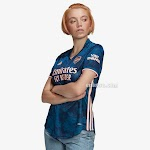 Jual Jersey Wanita Arsenal Third 2020/2021