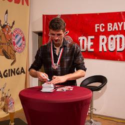 27.11.2016 Thomas Müller - Autogrammstunde Teil 1
