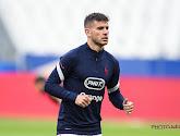 Lucas Hernandez à nouveau absent à l'entraînement de la France