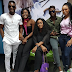 Photo of the day: Big Brother Naija finalists spotted in Lagos this morning, They are all looking gorgeous
