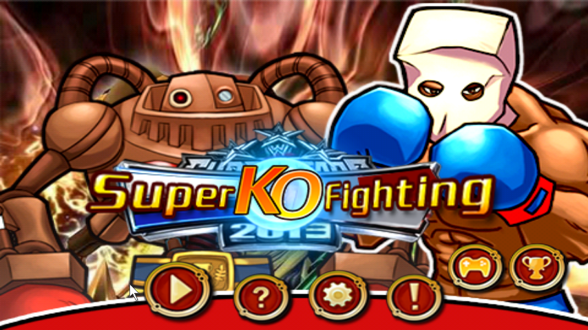 super KO fighter