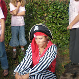 Piratenkamp 2009 dinsdag