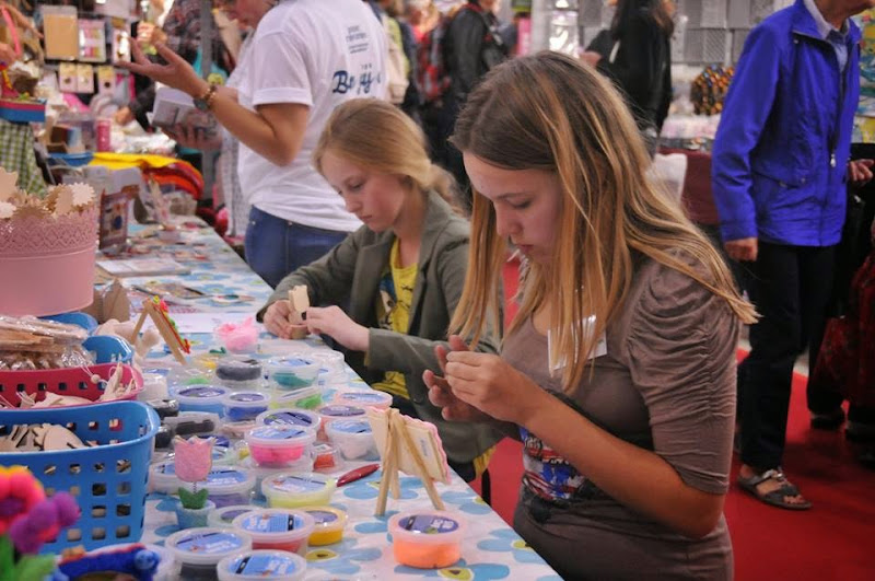 Creatieve Hobby-en Handwerkdagen