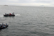 Tim Penyelam Kopaska TNI AL Temukan Bagian Tubuh Diduga Korban Sriwijaya Air