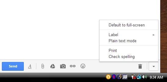 Gmail Request Read Receipt Option Is Not Available In My