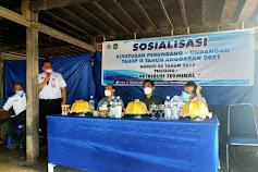 Habibi Anggota DPRD Kab Sidrap Giat Lakukan Sosialisasi Perda Nomor 5 Tahun 2017