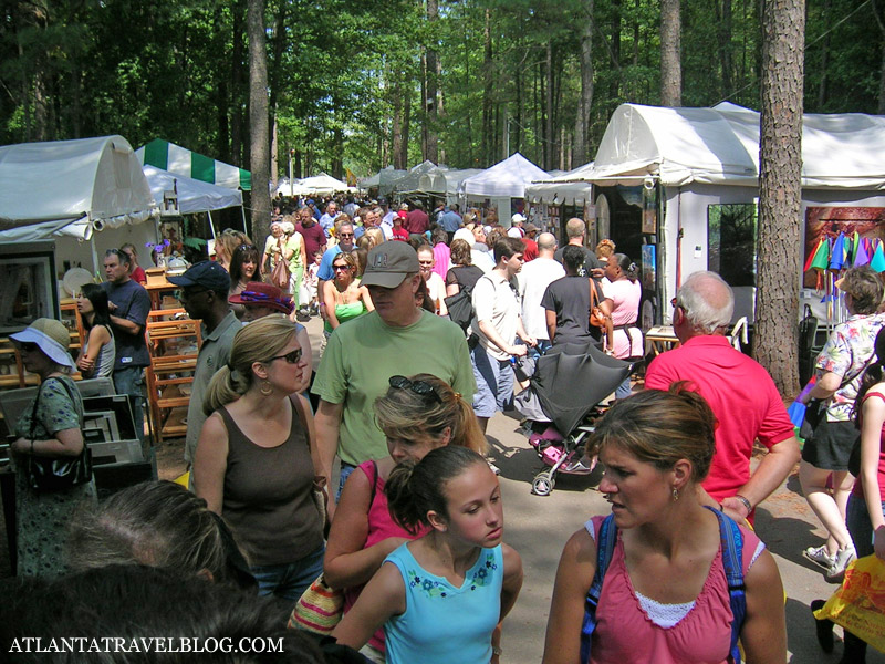 Fall festivals in Atlanta GA